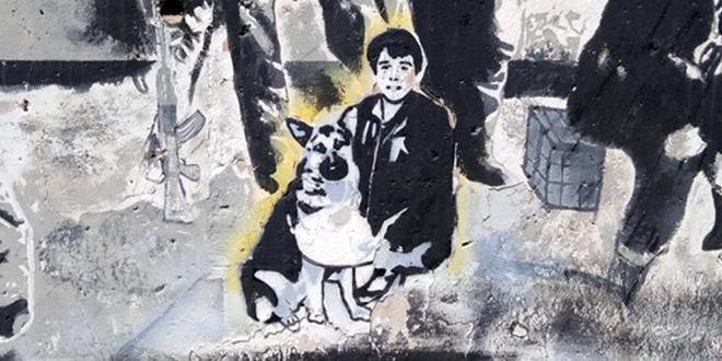 PRIČA O VUKOVARSKOM HEROJU Znate li tko je momak sa psom naslikan na splitskom muralu?