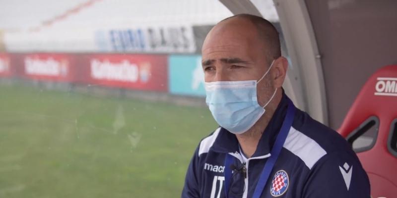VIDEO: Pogledajte razgovor s trenerom Igorom Tudorom