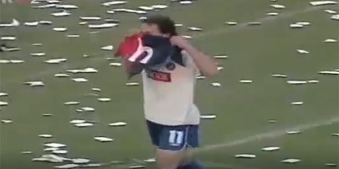 EUROGOLOVI VEJIĆA I DERANJE: Hajduk je na današnji dan postao prvak 2004. godine