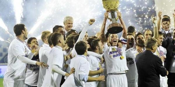 VIDEO: Hajduk je na današnji dan osvojio Kup