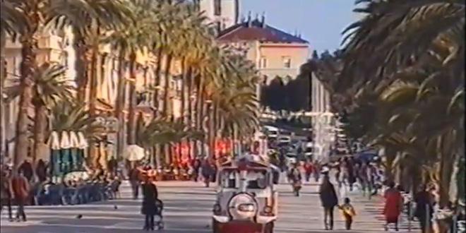 NEKO DRUGO VRIME: Sjećate li se kako je Split izgledao prije 21 godinu?