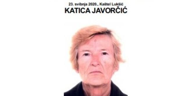 POLICIJA MOLI ZA POMOĆ Nestala žena iz Kaštel Lukšića