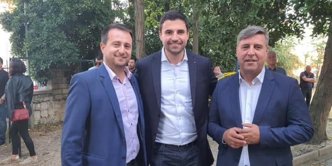 Bernardić u Trogiru: HDZ ima kompleks predsjednika
