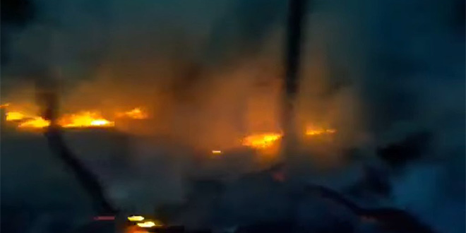 VIDEO: Lokaliziran i ugašen šumski požar na Mljetu