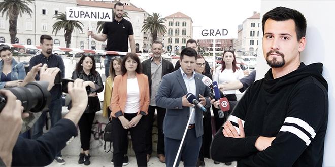 Bojan Ivošević danas je bio među članovima 'stranke s Imenom i Prezimenom', pitali smo ga je li im se priključio