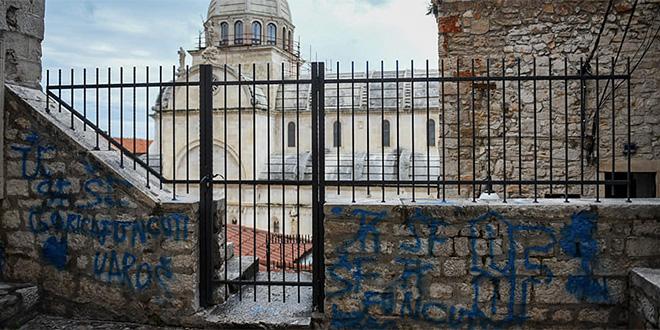 Funcuti: Strogo osuđujemo vandalsko djelo!