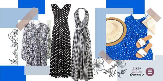 JOKER FASHION PORTFOLIO Kombinacije s ljetnim haljinama volimo!