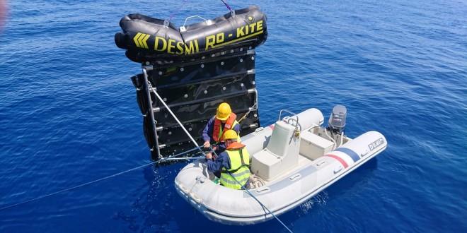 Vježba Obalne straže RH 'Suzbijanje uljnog onečišćenja mora'