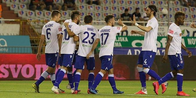 KRAJ: Hajduk pobijedio Slaven Belupo sa 2:1!