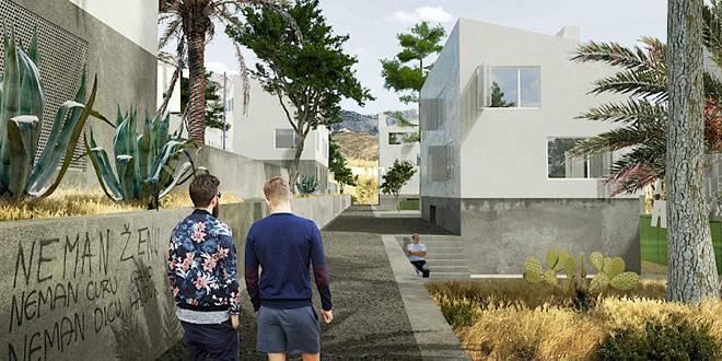 VIZUALIZACIJA Pogledajte kako će izgledati novo splitsko naselje