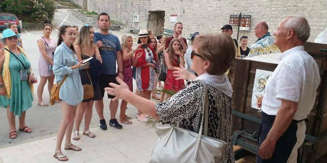 Slovački agenti posjetili Dubrovnik i Ston, većina ih je prvi put bila u Hrvatskoj