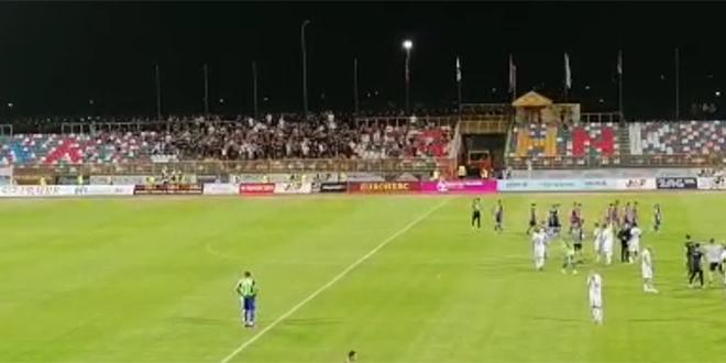 VIDEO Pogledajte kako su torcidaši reagirali kada su ih pozdravili Hajdukovi igrači