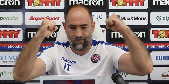 Nastavlja se sukob Tudora s novinarem: 'Čujem da postaješ pomoćni trener juniora Solina, uvjeren sam da ćete napraviti miks Cityja i Liverpoola i Burnleyjeve igre na kontre'