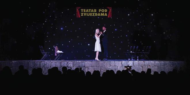 TEATAR POD ZVIJEZDAMA Predstave i koncerti na Tvrđavi Gripe od 20. kolovoza
