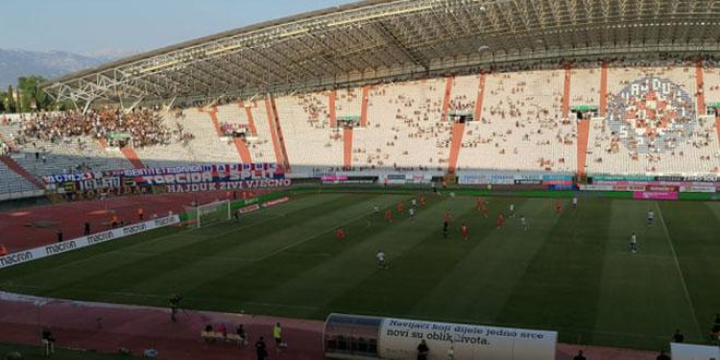 KRAJ: Hajduk opet razočarao, 'bijeli' poraženi od Osijeka 0:1
