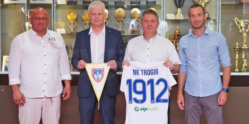 Hajduk i Trogir 1912 potpisali ugovor o suradnji