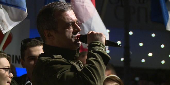 TRIFUNOVIĆ 'Banda Aleksandra Vučića je kao banda najboljeg Šešeljevog učenika i najboljeg učenika Slobodana Miloševića...'