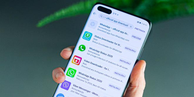 U Huaweijev AppGallery ušle aplikacije najvećih domaćih banaka, telekoma i medijskih kuća
