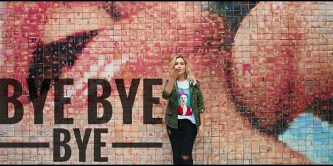 VIDEO Ivana Radovniković u Barceloni snimila spot za 'Bye, Bye, Bye'