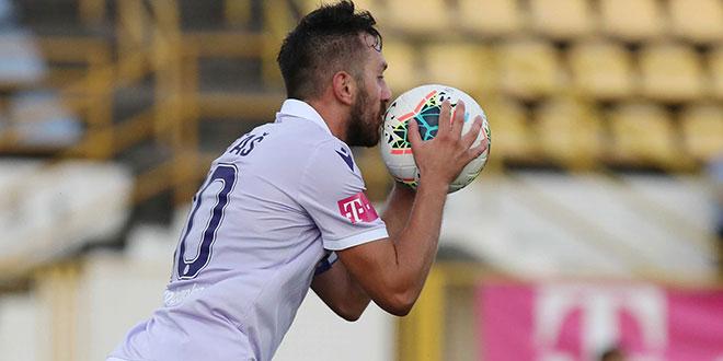 DUPLIN OSVRT: Caktaševi golovi ne mijenjaju dojam da je srednji prst jedini dostojan pozdrav Hajdukovu Nadzornom odboru