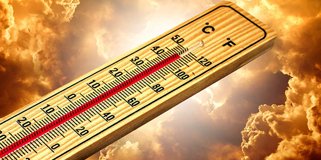 Temperatura u 8 sati: Split 30, Hvar 32,5, Komiža 30,5 stupnjeva