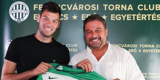 Sin Mate Baturine napustio Dinamo i otišao u Mađarsku