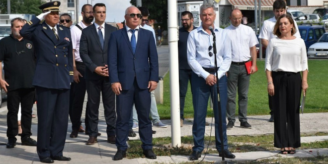 25. OBLJETNICA OLUJE Odana počast hrvatskim braniteljima u Šibeniku