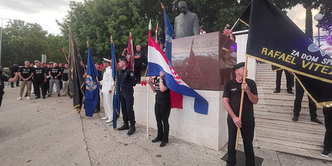 LIVE STREAM: Split obilježava 25. obljetnicu Oluje