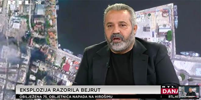 Hrvatski novinar porijeklom iz Bejruta: Nikada nitko nije odgovarao prema tome, neće ni sada