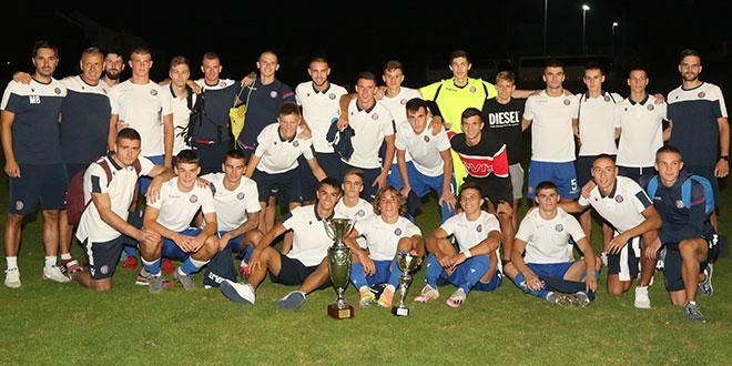 FOTOGALERIJA: Juniori Hajduka osvojili seniorski turnir u Vranjicu