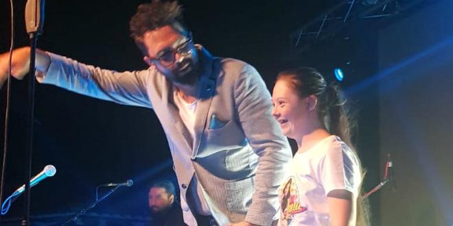 VIDEO Ana Jozić ispunila san i zapjevala s Grašom na koncertu