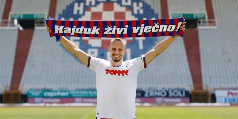 SLUŽBENO Darko Todorović novi je igrač Hajduka