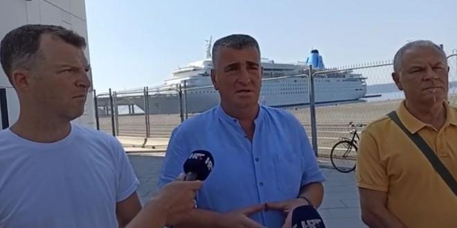 BULJ POZIVA NA ODGOVORNOST: Gaženica nema pročistač za odvodnju, a želi biti home port