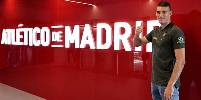 Ivo Grbić blizu odlaska iz Madrida
