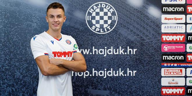 INTERVJU Jani Atanasov: U Bursasporu je bio kaos s trenerima, a u Hajduku je stručni stožer top!