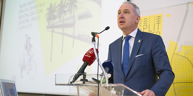 Splitski gradonačelnik dao iskaz DORH-u o sanaciji Marjana