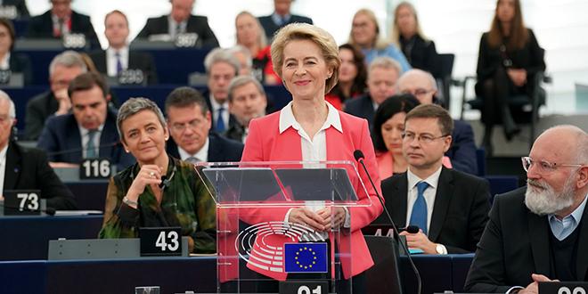 LIVE STREAM Pratite uživo govor predsjednice Ursule von der Leyen o stanju Europske unije