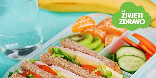 ZA ONE KOJI NEMAJU ORGANIZIRANU PREHRANU Ovo su sendviči koje Sanja Musić Milanović predlaže školarcima