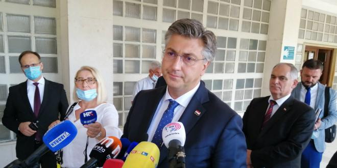 Plenković o izjavi Šuice: Morate pronaći tko je Duboko grlo, ne mislim na film