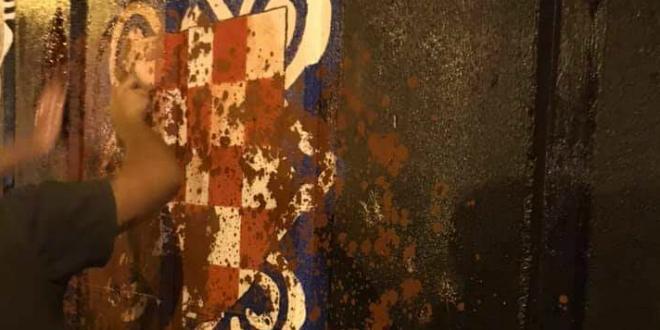 HSP O OŠTEĆENJU GRBA HOS-a: Zaštitimo zakonski simbole Domovinskog rata!