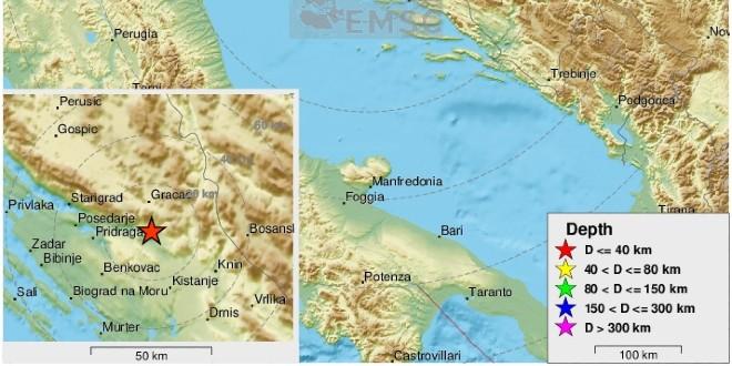 BURAN DAN ZA SEIZMOLOGE Uređaji u Hrvatskoj danas zabilježili veći broj potresa nego inače, stručnjak objasnio zašto