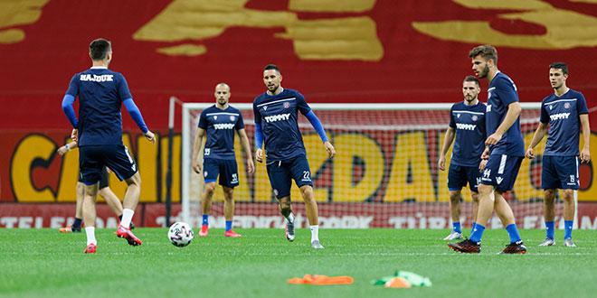 UŽIVO (20.00): Hajduk protiv Galatasaraya traži čudo i prolazak u playoff Europske lige