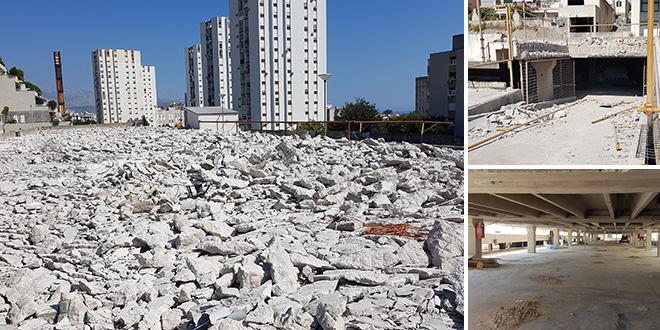 Mjesec dana je prošlo od početka radova u Šimićevoj: 'Često je rekonstrukcija objekta zahtjevnija od gradnje novog'