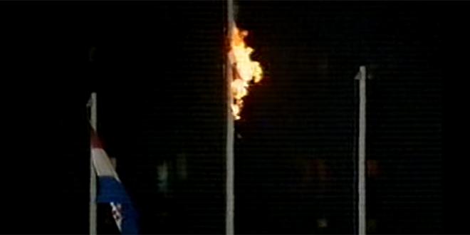 NA DANAŠNJI DAN JE NA POLJUDU ZAPALJENA JUGOSLAVENSKA ZASTAVA: 'Dogovor je bio da je zapalimo bez obzira na rezultat!'