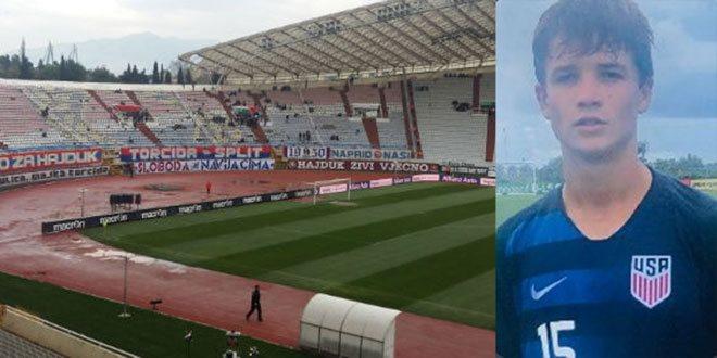 Mladi Amerikanac koji je bio u Manchester Unitedu stigao u Hajduk