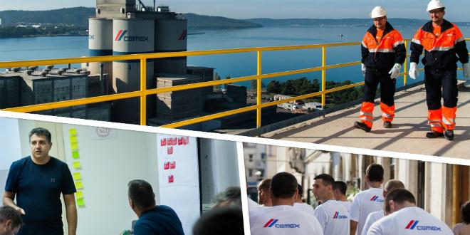 CEMEX Hrvatska i ove godine dobio certifikat Poslodavac Partner