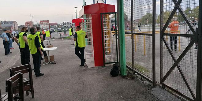POSLJEDICA NEBULOZNE ODLUKE HNS-a: U Gorici ne daju ulazak gledateljima s prebivalištem u Dalmaciji