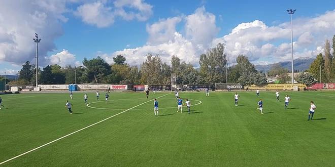 KRAJ Hajduk uvjerljivim slavljem protiv Osijeka stigao do devete uzastopne pobjede!