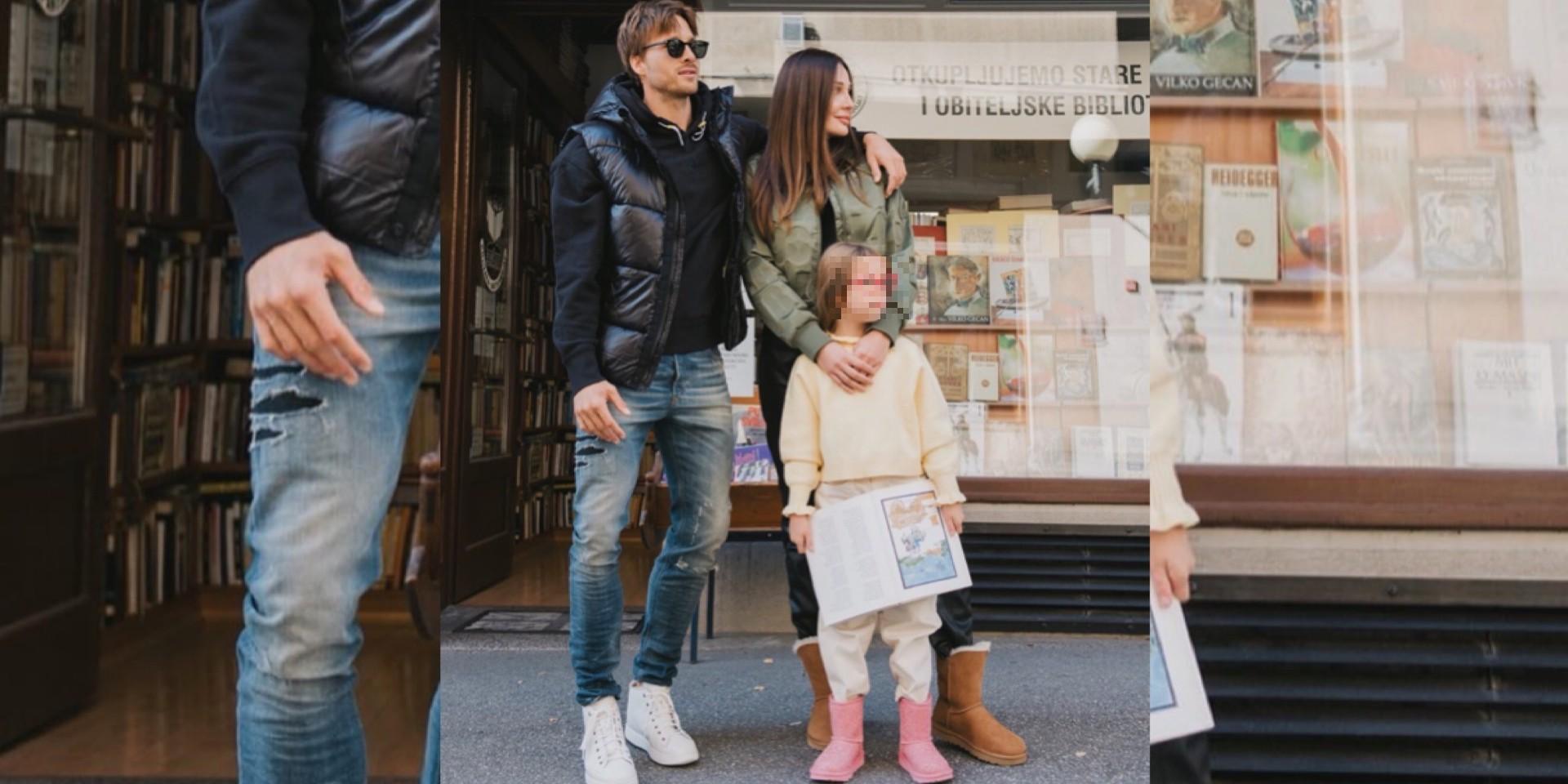 Tatjana Dragović i kći Luce pozirale u čizmicama koje su podijelie modne stručnjake