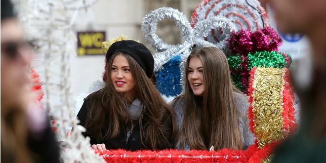 ZIMSKI AKVAREL Adventske i božićne svečanosti u Splitu trajat će više od mjesec dana, provjerite gdje će sve biti kućice